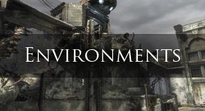 Gears of War – Environments