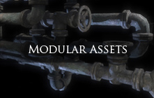 Gears of War – Modular Assets