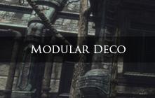Gears of War – Modular Deco