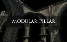 Gears of War – Modular Pillar