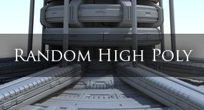 Mass Effect 2 – Random High Poly