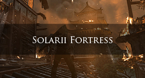 Tombraider – Solarii Fortress